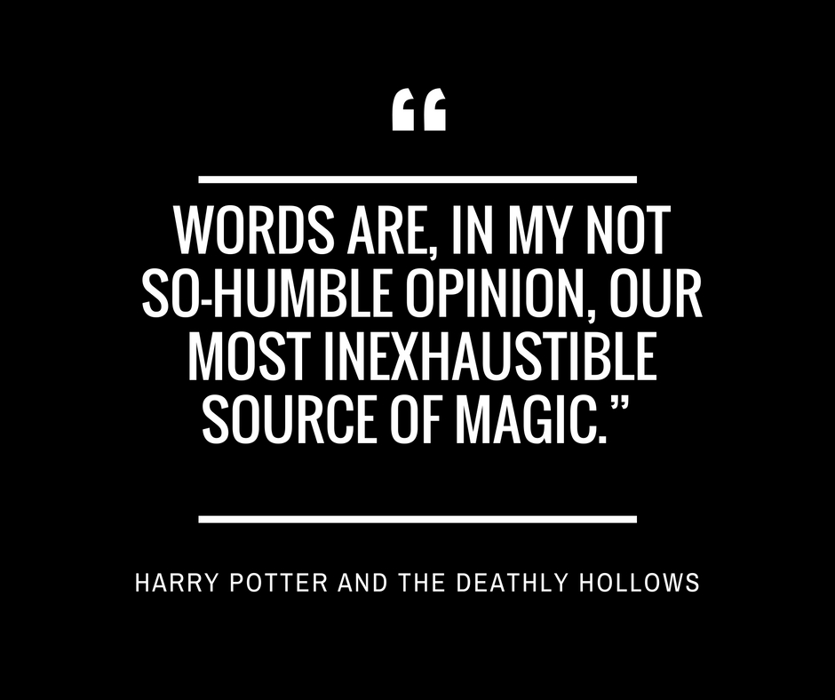 11 Magical Quotes From The Mystical World Of Harry Potter Series