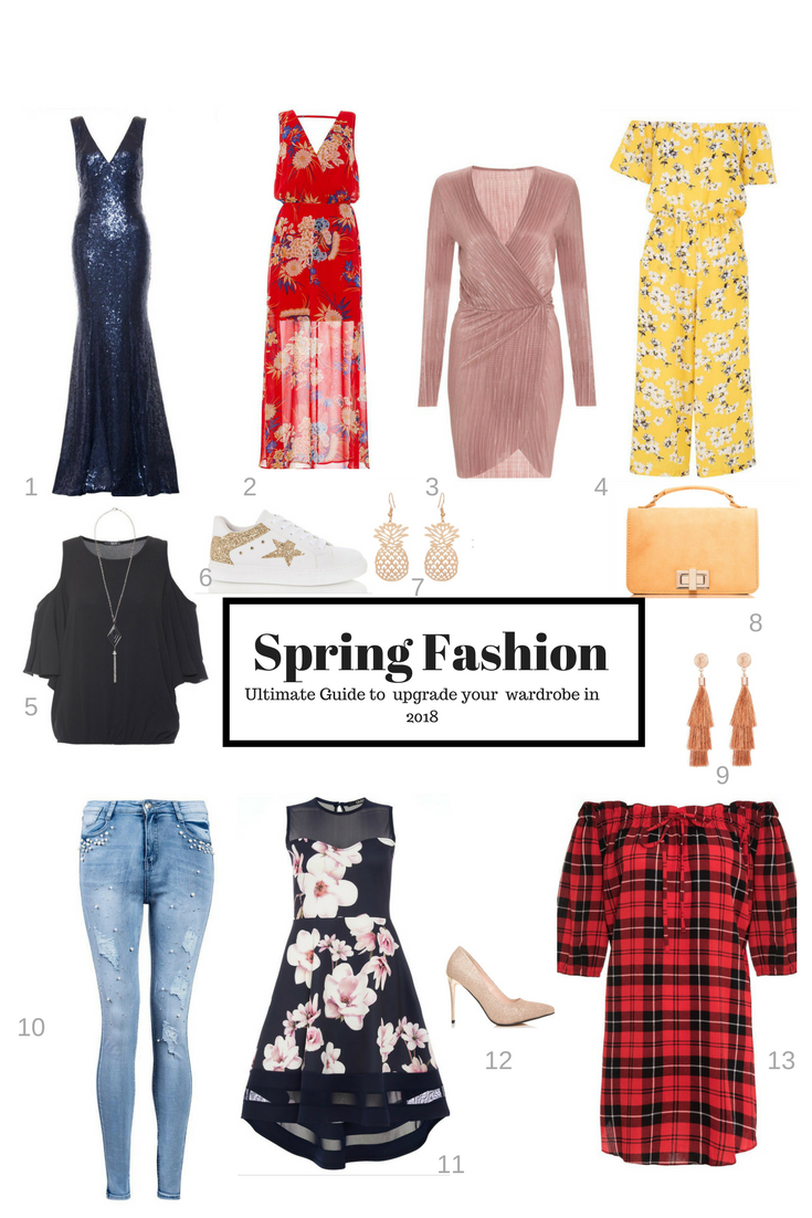 Spring Summer Fashion Trend