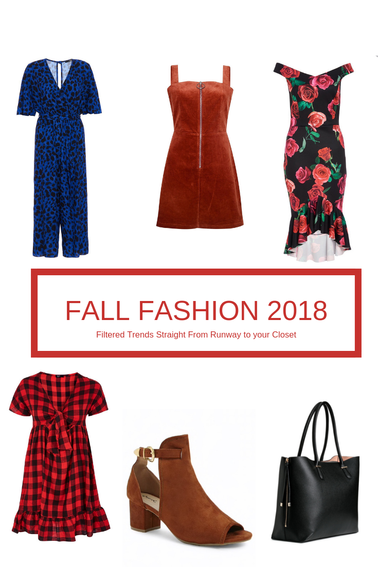 Fall Fashion Trend 2018