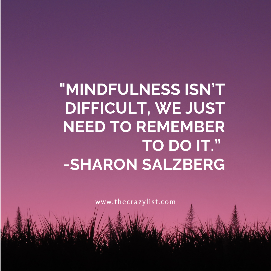 De-stress Monday -Meditation Mindfulness Quotes